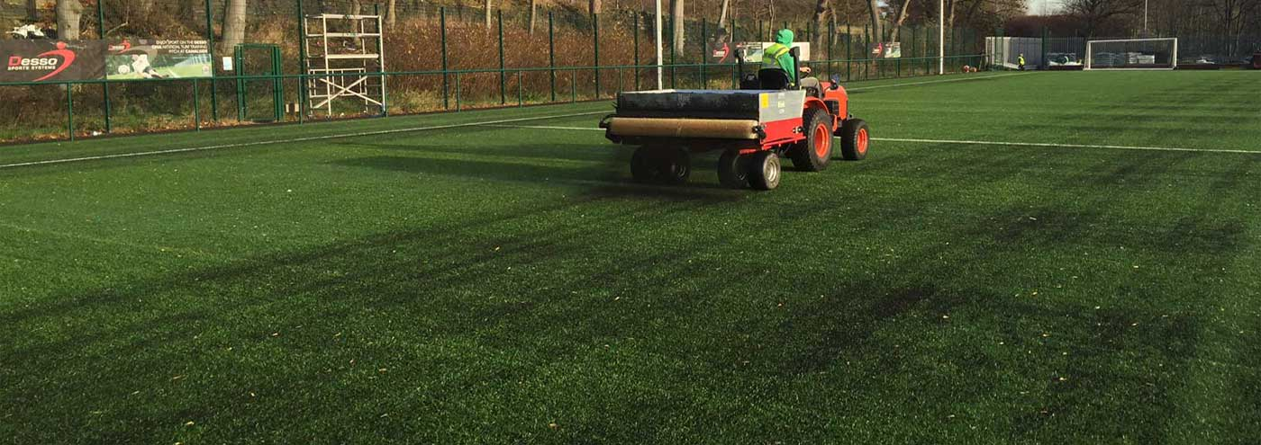 Plymouth Artificial Pitch Maintenance